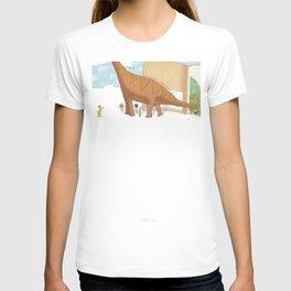 Book Dinossaur T-shirt