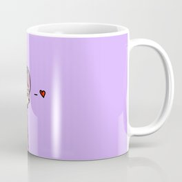 Listening in Love | Veronica Nagorny  Coffee Mug