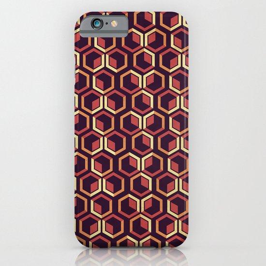 Cubes iPhone & iPod Case