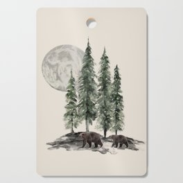 Full Moon Rising Cutting Board