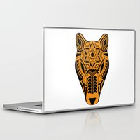 jaguar Laptop & iPad Skins featuring jaguar by danta