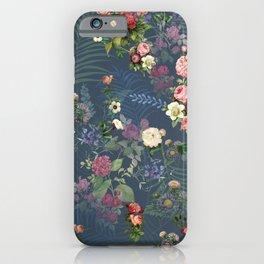 Magical Botanical Garden iPhone Case