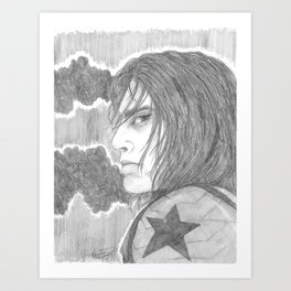 Most of the Intelligence Community Doesn't Believe He Exists Art Print