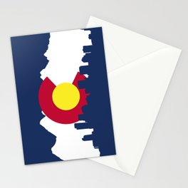 Born and Raised - Colorado Stationery Cards