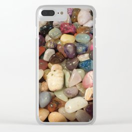 Drops of Color Clear iPhone Case