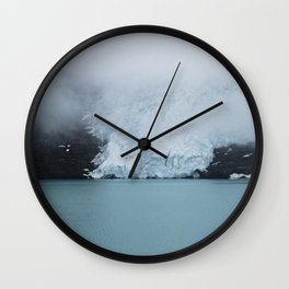 Stay Awhile Photographs Wall Clock
