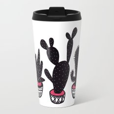 cactus row Travel Mug