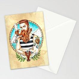 Davey Jones Stationery Cards