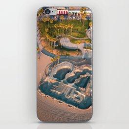Venice Skatepark iPhone Skin