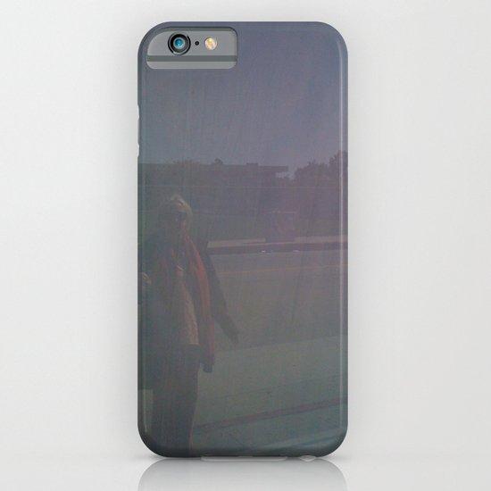 Pavement Lady iPhone & iPod Case
