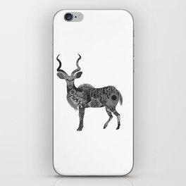 Henna-Inspired Kudu  iPhone Skin
