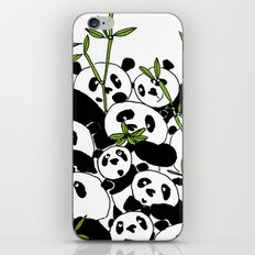 A Pandemonium of Pandas  iPhone & iPod Skin