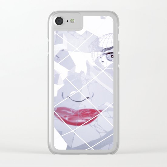 Lola Clear iPhone Case