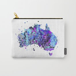 Australia Map Carry-All Pouch