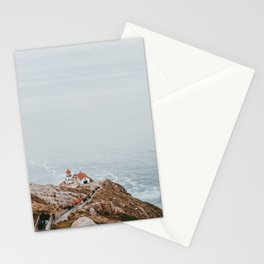 Point Reyes Lighthouse / California Stationery Cards