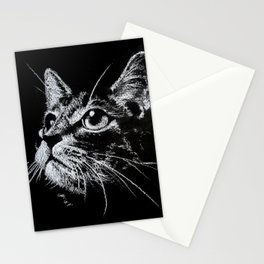 Cat Creta Stationery Cards