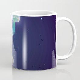 Jelly in the night sky Coffee Mug
