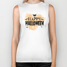 Happy Halloween | Spooky Biker Tank