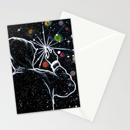 Write Universe -Galaxy Stationery Cards