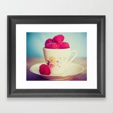 Sweet Tea Framed Art Print