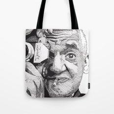 Weegee Tote Bag