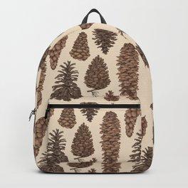 Pinecones Backpack