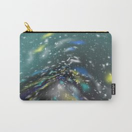 Deep Sea Space Carry-All Pouch