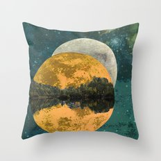 Because of parallel possibilities Throw Pillow