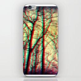 3-d vision iPhone Skin