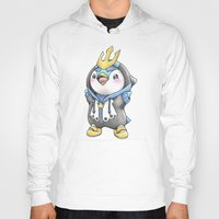 projectrocket Hoodies featuring Bow down to thy Emperor!   by Randy C