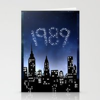 1989 Stationery Cards featuring 1989- Commission by Devanshi
