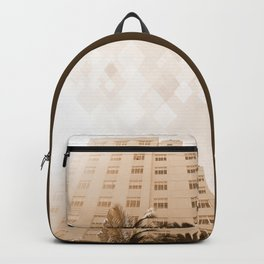 Beach hotel Backpack