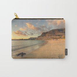 Golden Amadores Carry-All Pouch