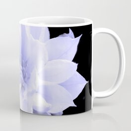 Clematis Lavender Hue Coffee Mug