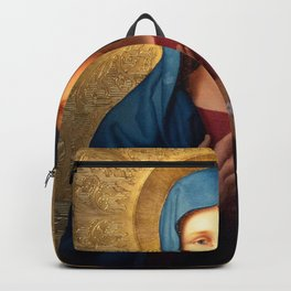 Mother Mary Backpack