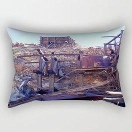 Ballarat Ghost Town Rectangular Pillow