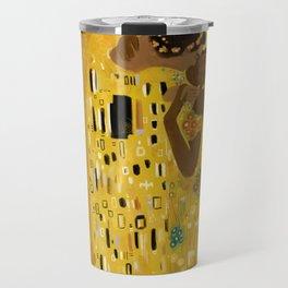 poe and finn (the kiss) Travel Mug