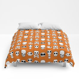 All skulls, all the time. Comforters