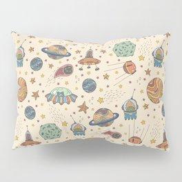 Cute Universe Pillow Sham