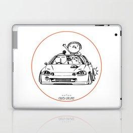 Crazy Car Art 0202 Laptop & iPad Skin