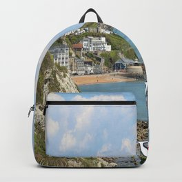 Ventnor, Isle of Wight, England Backpack
