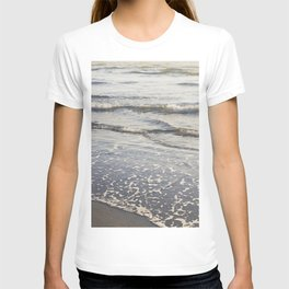 Pacific Waves at Sunset T-shirt