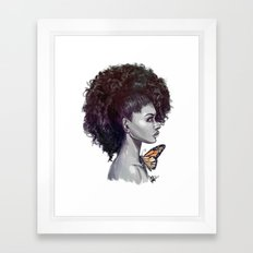 Chrysalis Framed Art Print