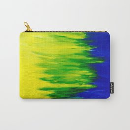 Spring Breeze Abstraction  Carry-All Pouch