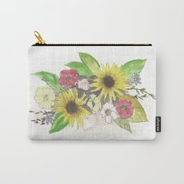 Flowers I Carry-All Pouch