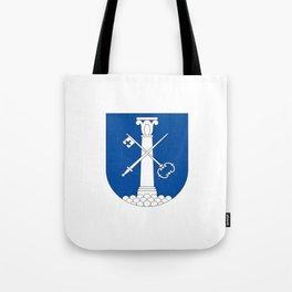 Flag of Drammen Tote Bag