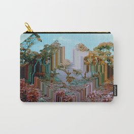 the crystal forest Carry-All Pouch