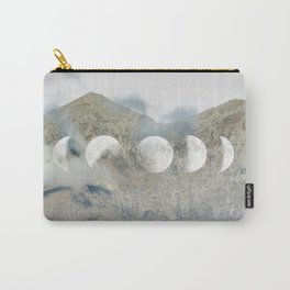 Moonrise Mountains Carry-All Pouch