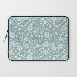 Frozen garden Laptop Sleeve