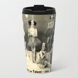 "America's got talent ~ 1944 ""The Play""  Travel Mug"